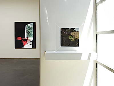 Installation View, To Go Very Softly: Photographs by Jean-Luc Mylayne, Lannan Foundation, June 19-August 22, 2010. Photo credit: Addison Doty