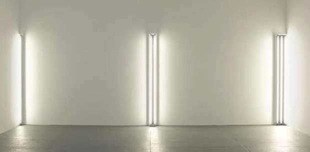 dan flavin's the nominal three