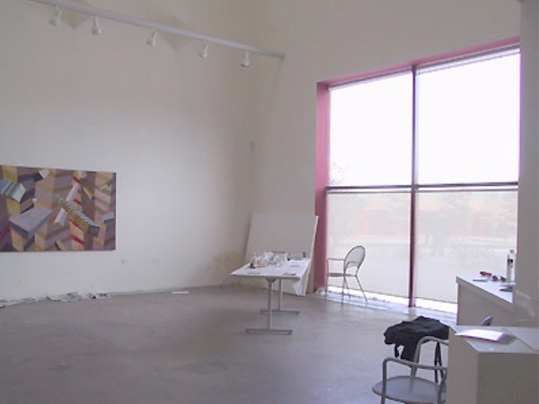 photo of facilities at santa fe art institute