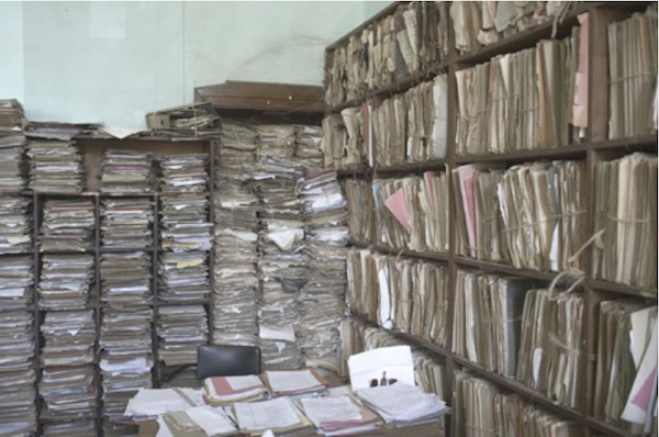 photo - Court Records by Guy Tillim