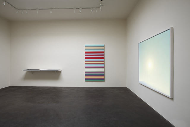 Installation View, Desert Serenade, Lannan Foundation, L005