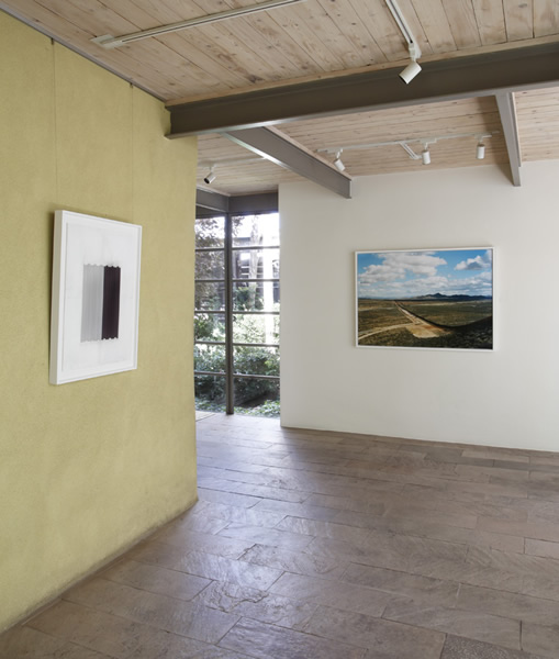 Installation View, Desert Serenade, Lannan Foundation, L006