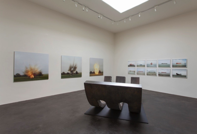 Installation View, Lannan Foundation: Something Fierce. Photo: Addison Doty
