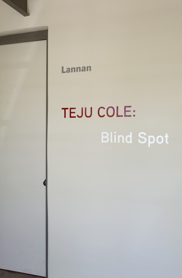 Teju Cole Blind Spot An Photographic Exhibition At