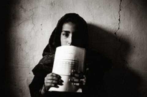 A New Student Lalander Afghanistan 21 2003 Tony Obrien