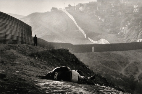 Candidates Illegal Immigration By Steel Barrier Sebastiao Salgado