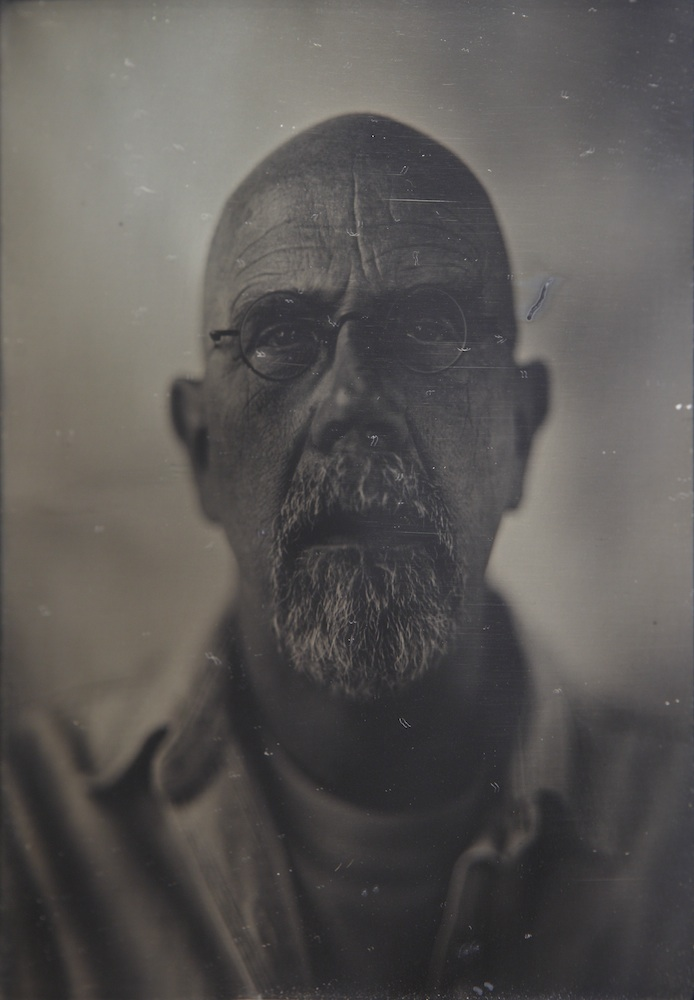 Chuck Close Self Portrait 1999 Web