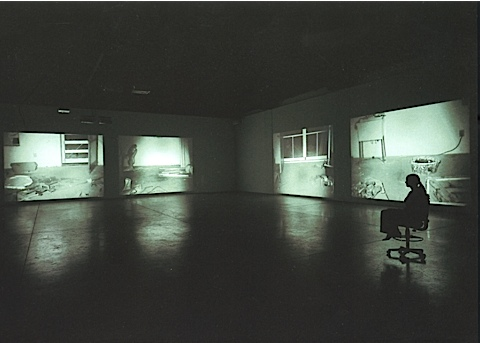 Mapping The Studio Fat Chance John Cage 1 Bruce Nauman