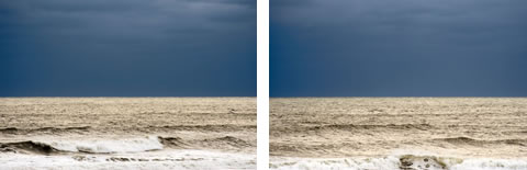 October 2009 2012 Diptych Renate Aller