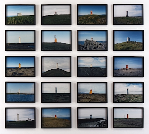 The Lighthouse Series, 1999 by olafur eliasson