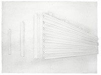 Tom Miller, New Standard (white), 2012