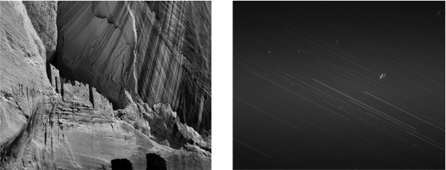 Trevor Paglen, Artifacts (Anasazi Cliff Dwellings, Canyon de Chelly, Spacecraft In Perpetual Geosynchronous Orbit, 35,786 km Above Equator), 2010