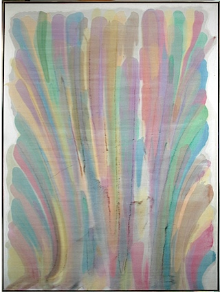 Untitled 1954 Db945 Morris Louis