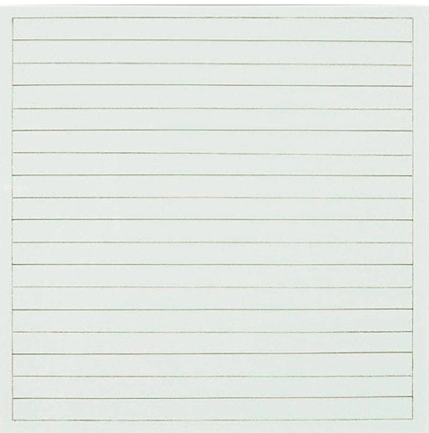 Untitled 1991 Stedelijk Museum Amsterdam Db 1837 Agnes Martin