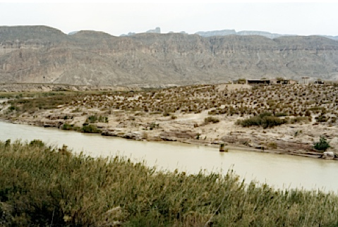 Untitled Boquillas Del Carmen Big Bend Left Victoria Sambunaris