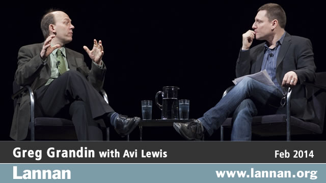 Greg Grandin with Avi Lewis