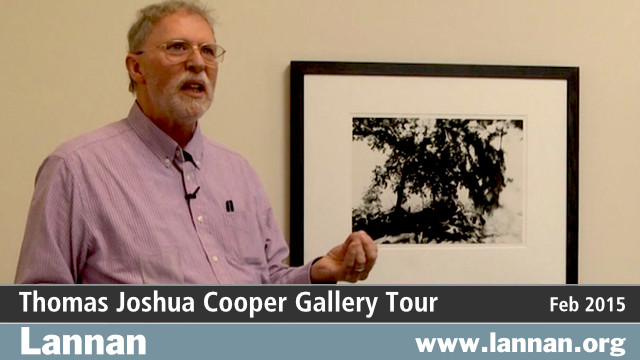 Thomas Joshua Cooper: Carry Me Gallery Tour