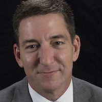photo of Glenn Greenwald