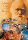 living with darwin by philip kitcher book cover