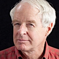 photo of Guy Tillim with Adam Hochschild