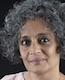 photo of 2002 Lannan Cultural Freedom Prize awarded to Arundhati Roy