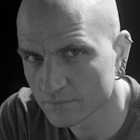 China Mieville|Photo: Katie Cooke