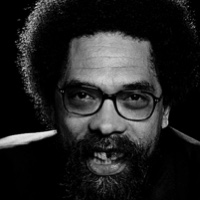 photo of Dr. Cornel West Receives Prize for Cultural Freedom