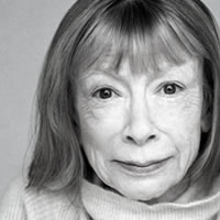 photo of Joan Didion with Mona Simpson - Cancelled