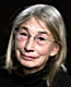 Photo of Mary Oliver.|