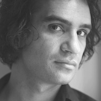 Nadeem Aslam|Photo: Richard Lea Hair