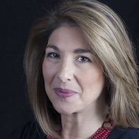 photo of Naomi Klein