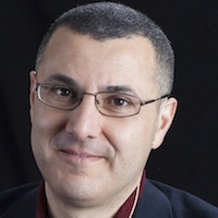 photo of Omar Barghouti