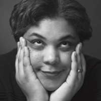 photo of Roxane Gay with Tressie McMillan Cottom